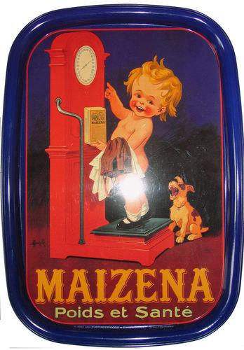VASSOIO METAL 28X40 MAIZENA