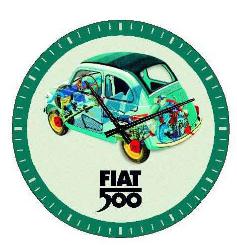 OROLOGIO DA PARETE FIAT FILD08 FORME
