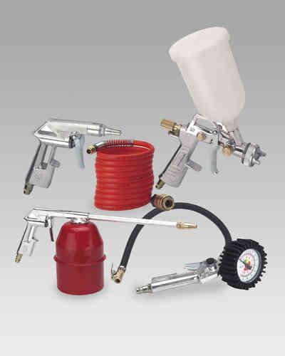 Accessori Per Compressore set 5 pezzi Cod.4132720 - Einhell