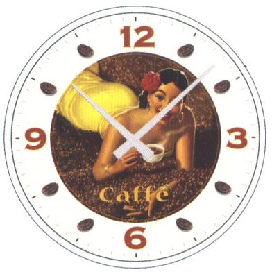Orologio Donna Caffe' D. 32 Cod.LT06 - Primart