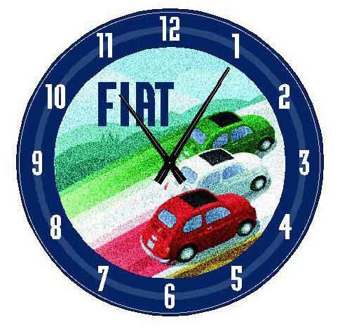 OROLOGIO DA PARETE FIAT FILT03 FORME