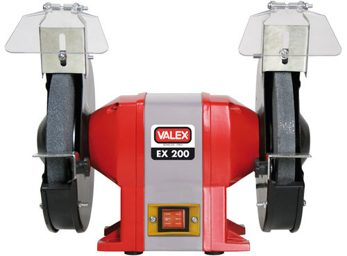Smerigliatr. Doppia Da Banco Ex200 Cod.1400115 - Valex