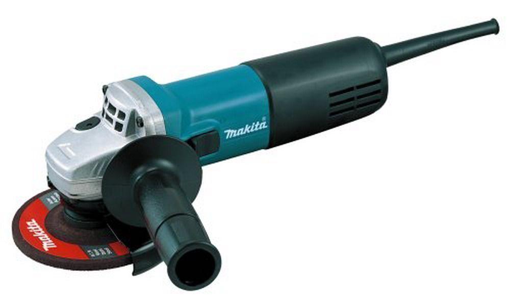 Smerigliatrice 710 Watt D.115 Cod.9554NB - Makita