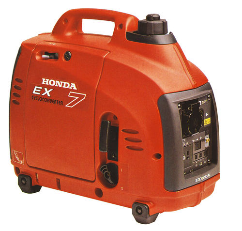 Generatore Ex 7 A Cycloinverter Gxh 50 Autoavvolgente Honda Cod.EX7 - Honda