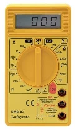 TESTER DMB-83 Cod.3096008 - La Fayette