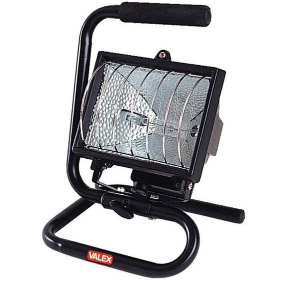 Proiettore Alogeno 400W Con Supp.+ Lampada Cod.1153084 - Valex