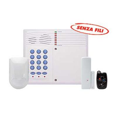 Sistema Allarme Senza Fili Cod.33210135 - La Fayette