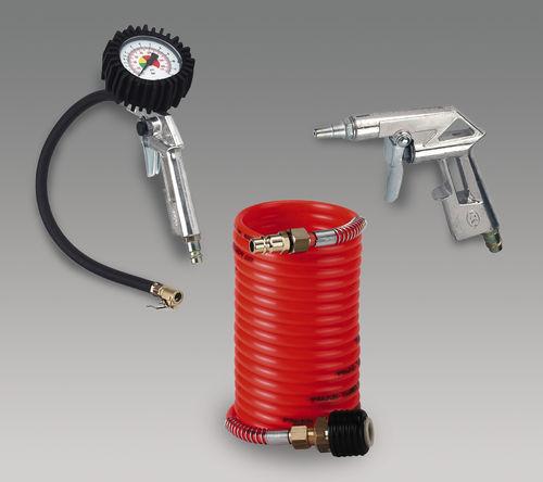 Accessori Per Compressore set 3 pezzi Cod.4132741 - Einhell