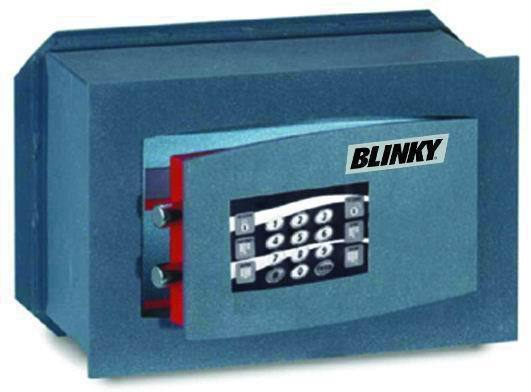 CASSEFORTI BLINKY - 852 ELETTRONICA