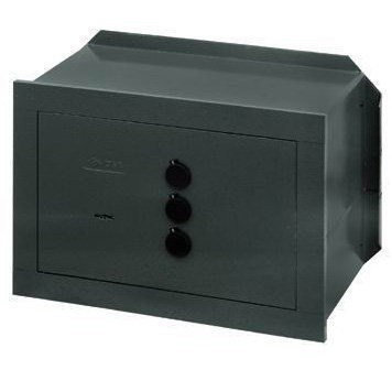 Cassaforte Cisa serie 82210 Chiave + Combinazione 360x240x200