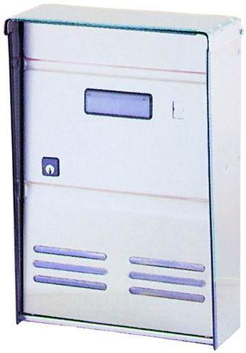 Cassette Per Lettera Alubox - Inox Dr/2E Rivista Cod.2727010 - Alubox