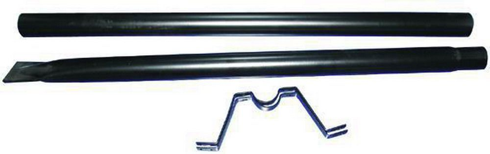 Paletti perCassette America - Ferro Vernicato Nero Cod.2729310 - Blinky