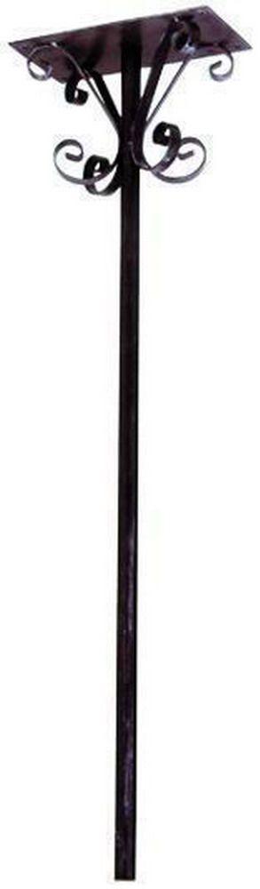 Palo perCassette Magnum - Ferro Battuto Decori Cod.2732210 - Blinky