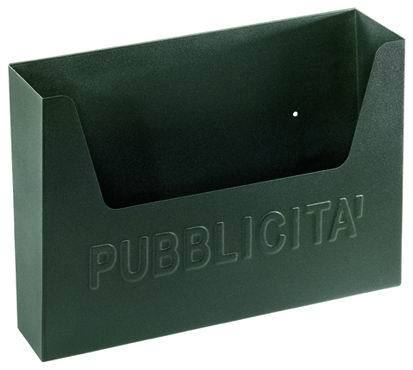 Cestini Per Pubblicita' Blinky - City Nero-Medio Cod.2737520 - Alubox