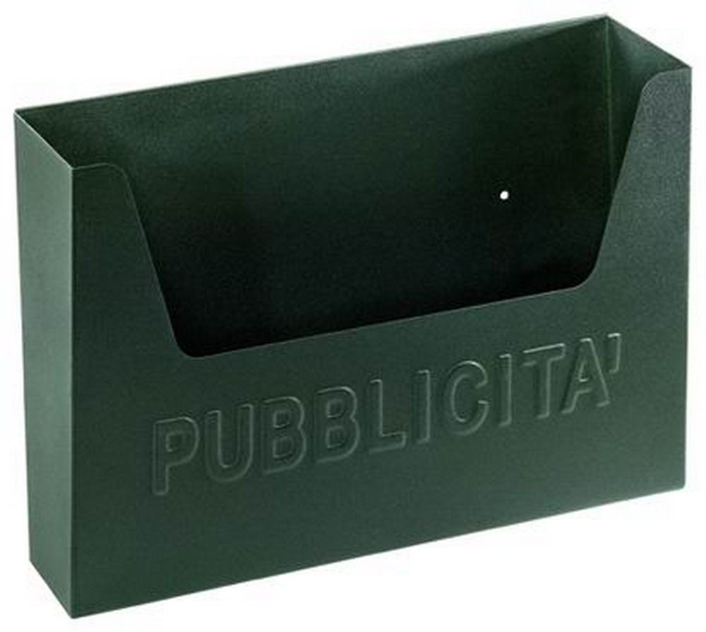 Cestini Per Pubblicita' Blinky - City Nero-Medio Cod.2737520 - Alubox