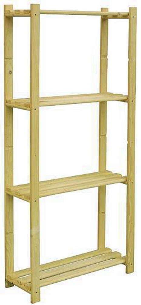 Scaffalature Kit In Legno -  170X80X30 Cod.2829520 - Vuemme