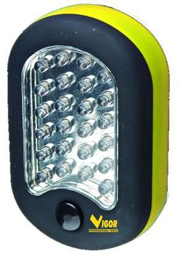 TORCE VIGOR A LED - 27 LED