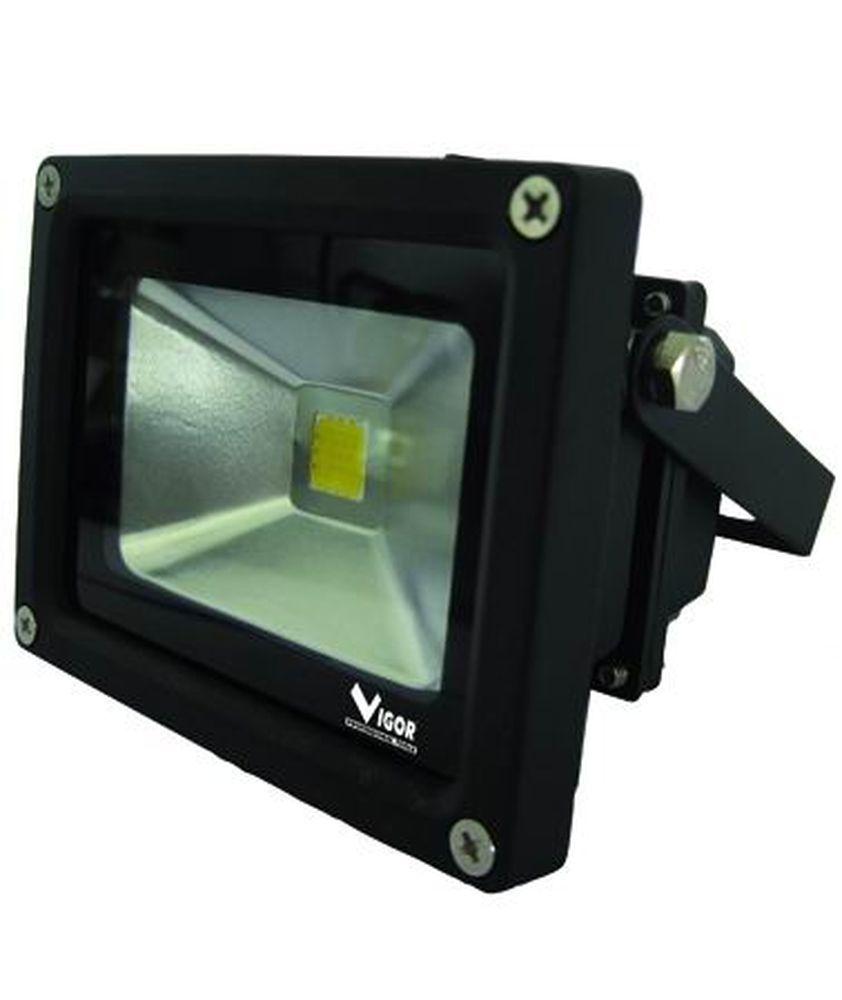 Proiettore Led  - Watt 10 Cod.3478485 - Vigor