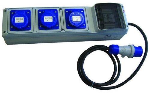 Quadri Di Distribuzione - 220V Cod.3518010 - Vuemme