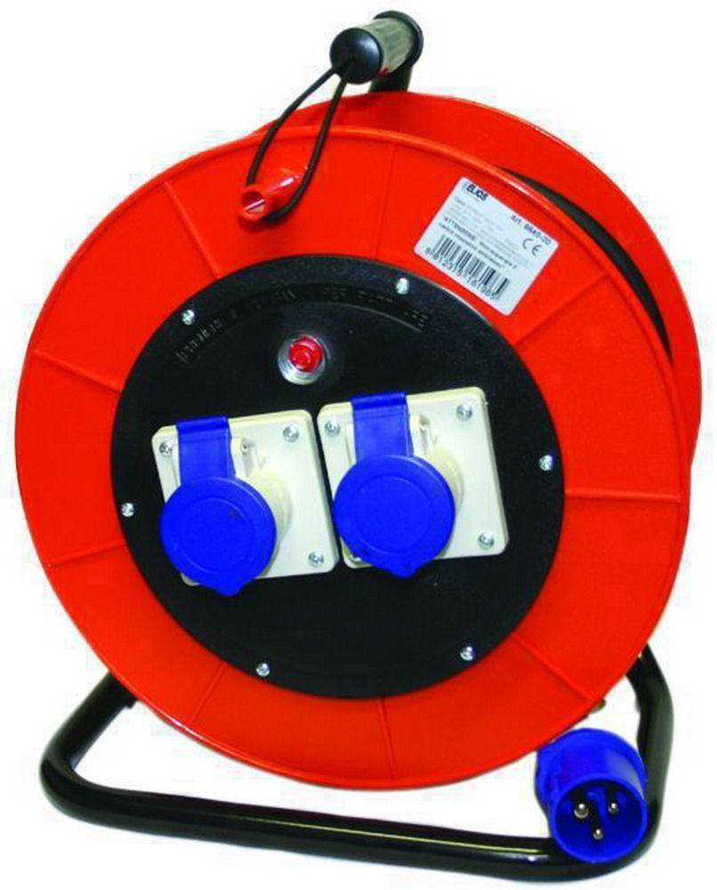 Avvolgicavi 220V Industriali - Prnp93305 Cod.3545345 - Vuemme