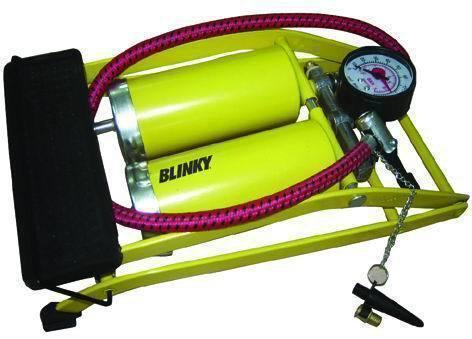 Pompe per bici a pedale  - Dia.Mm. 55 Cod.3572520 - Blinky