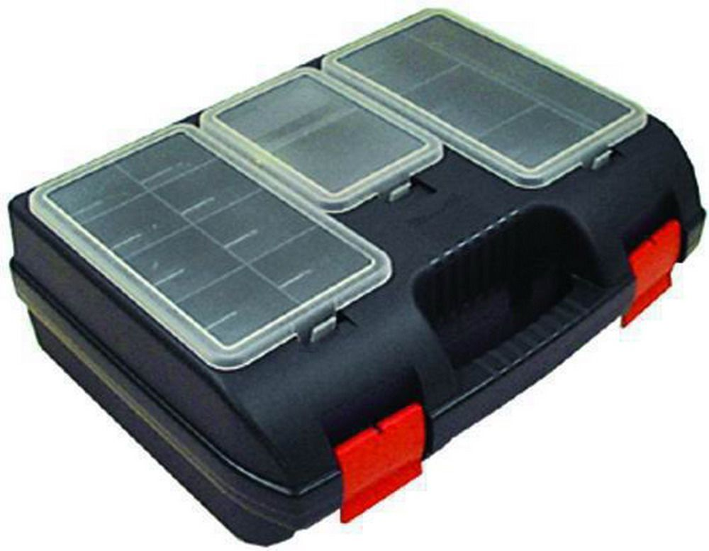 Cassette Portautensili Abs - 35X33X14 Cod.4050220 - Vuemme