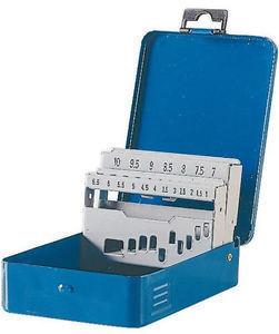 Scatole Portapunte Metallo - Mm. 1-13 Cod.4116013 - Vuemme