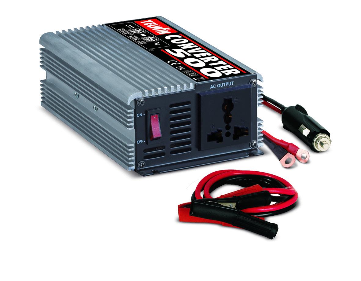 Converter 500 W Telwin_Cod. 829446_Telwin