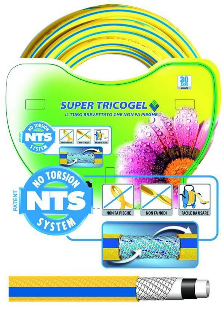 Tubo Tricogel Mt. 15 Diametro 5/8_Cod. 7649510_Blinky