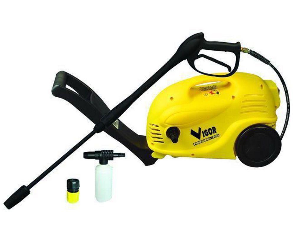 Idropulitrice Vigor  100-S Auto-Stop Watt 1400 Cod.7588010 - Vuemme