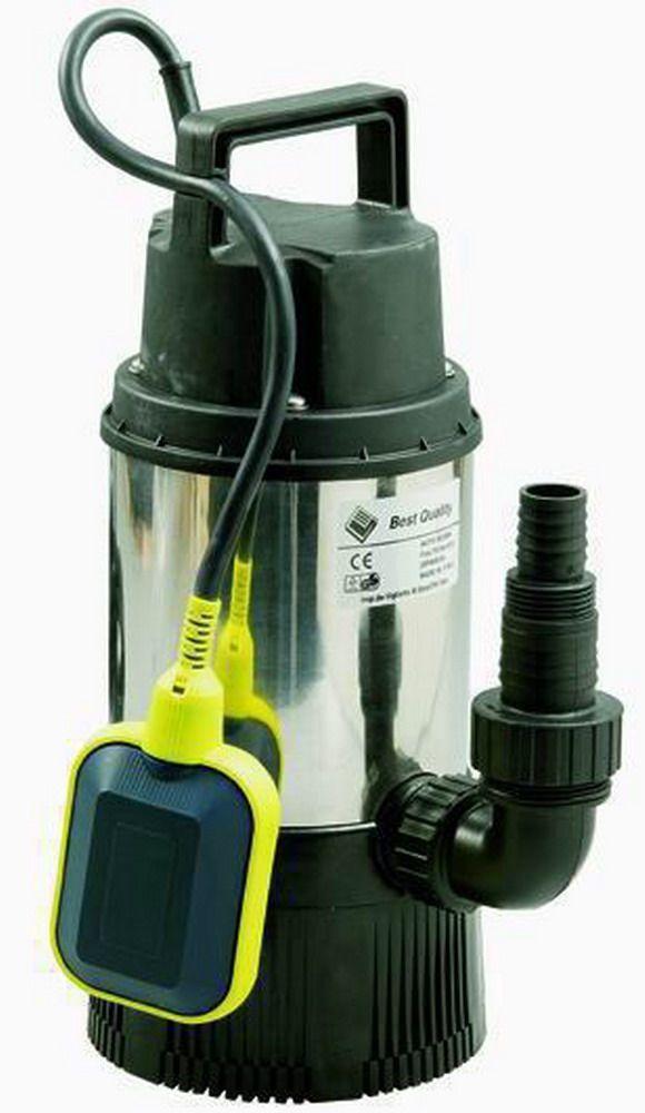 Elettropompa Sub Vigor Inox 1100-Automatica_Cod. 7574047_Vigor
