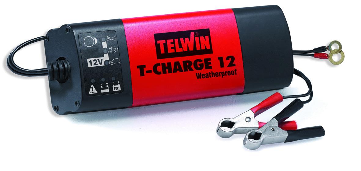 Mantenitore Di Carica T Charge 12_Cod. 807560_Telwin