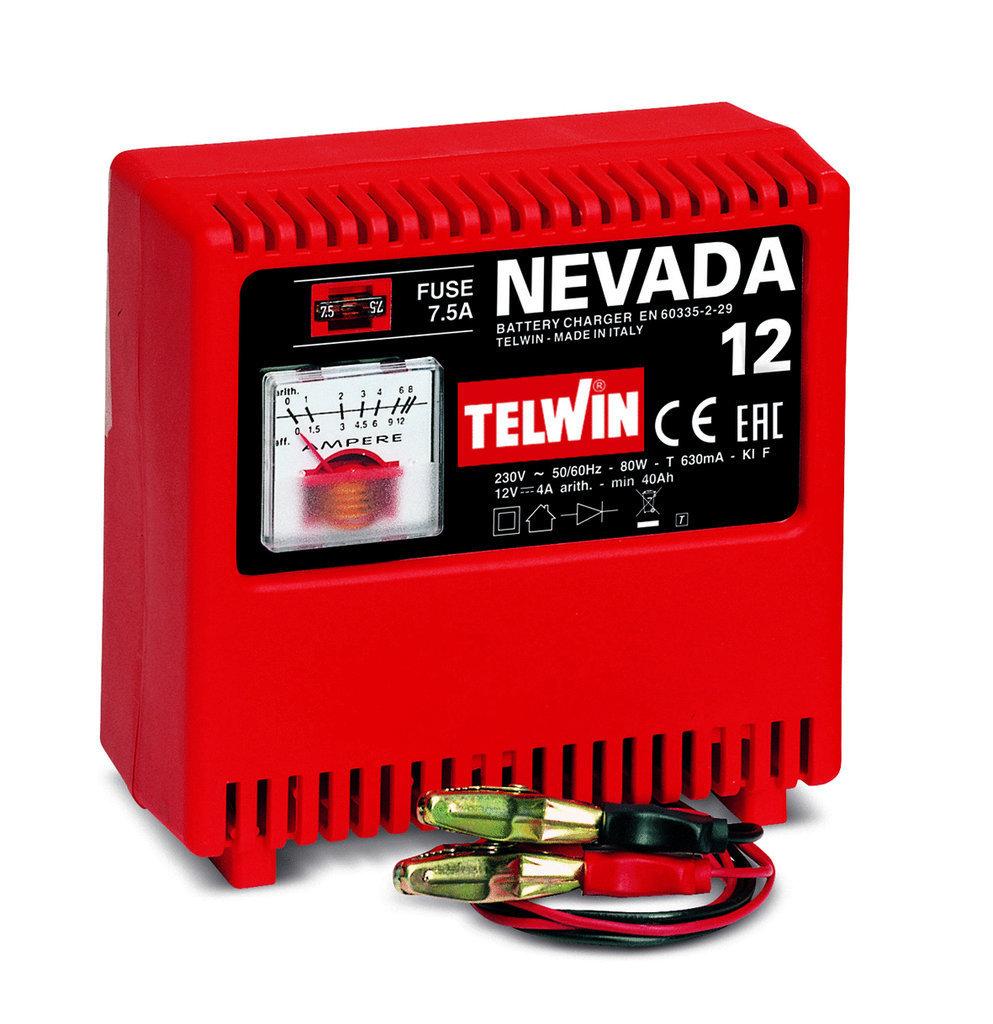 Caricabatterie Nevada 12_Cod. 807024_Telwin