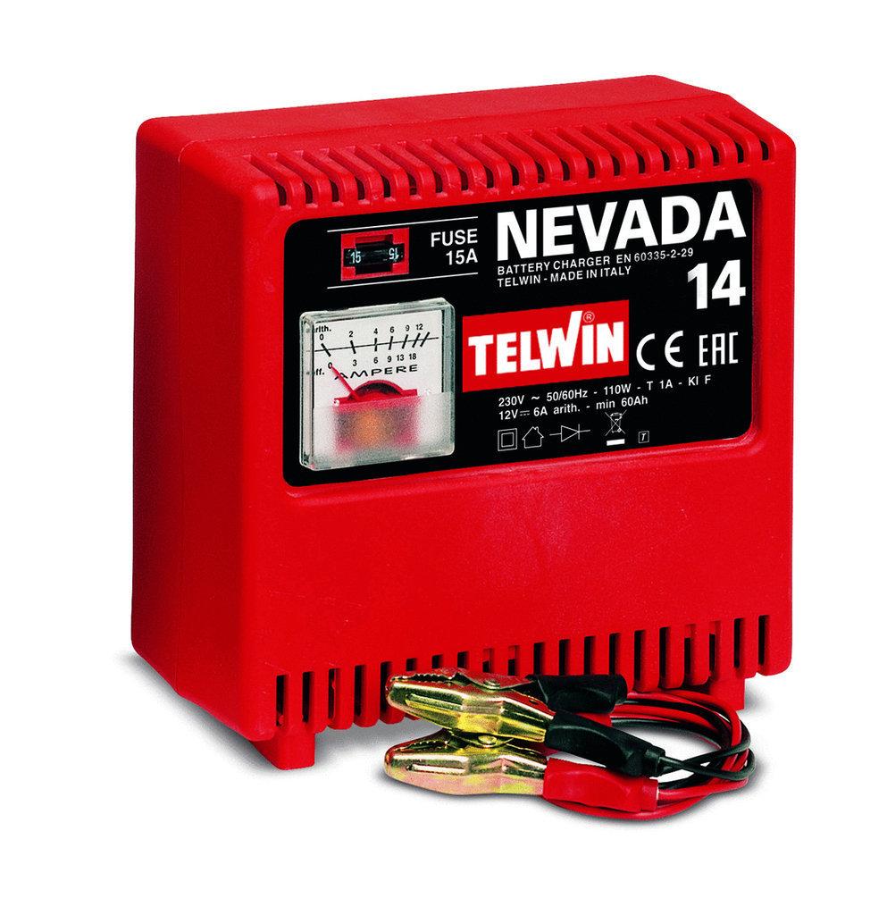 Caricabatterie Nevada 14_Cod. 807025_Telwin