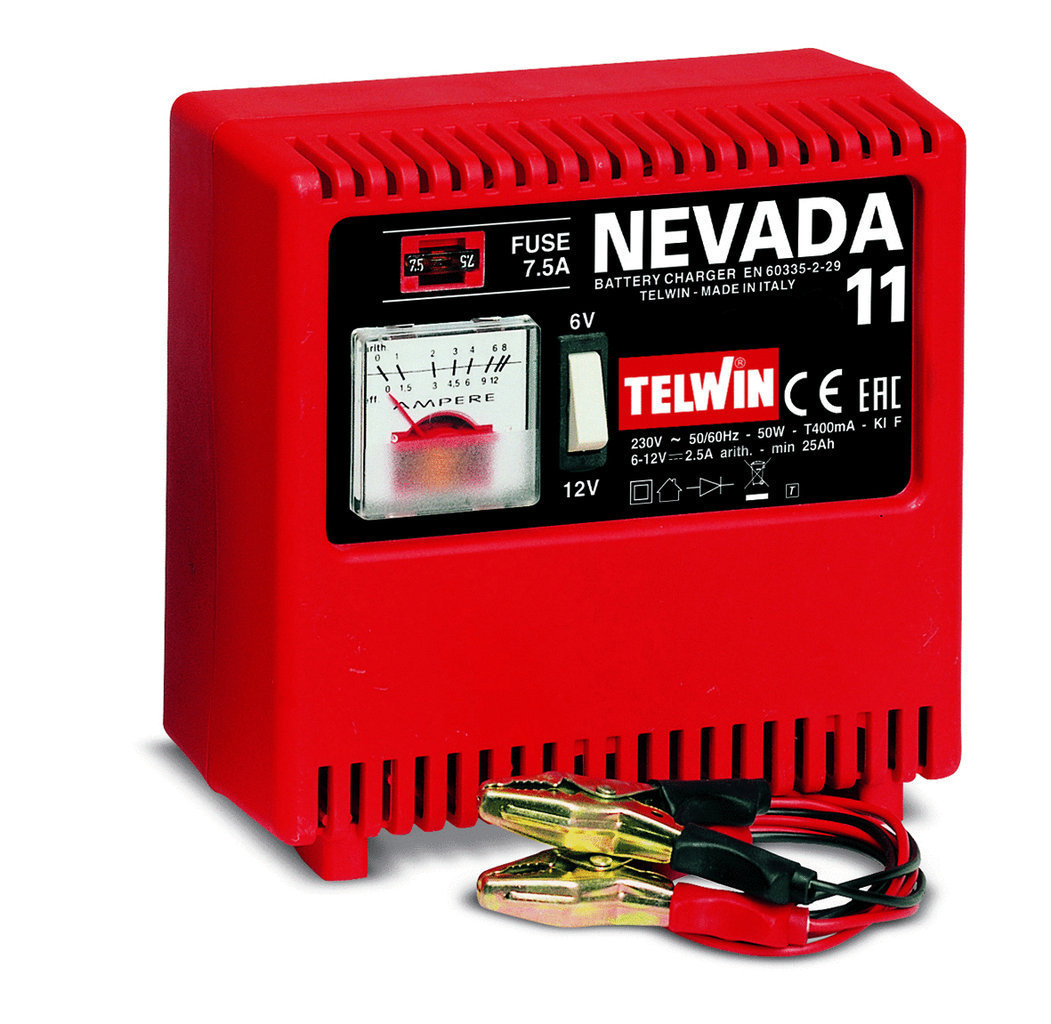 Caricabatterie Nevada 11_Cod. 807023_Telwin