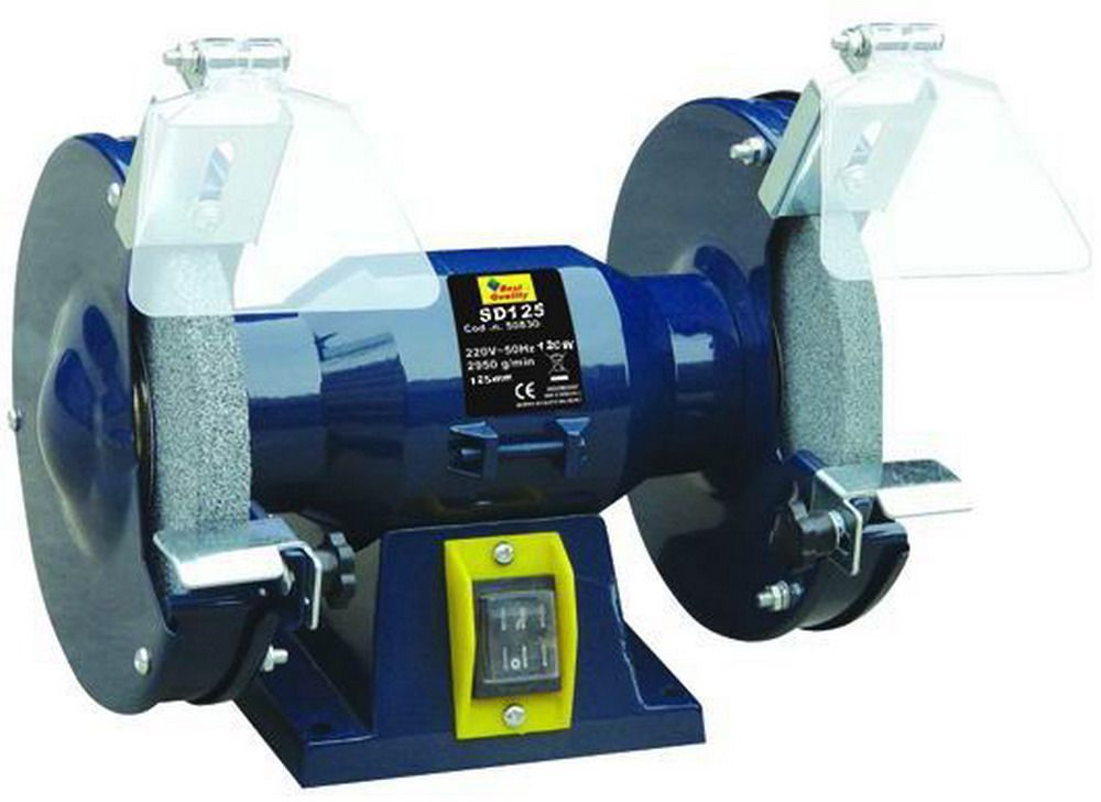 Smerigliatrici Doppie Best-Q - Watt 120 Cod.5083005 - Vuemme