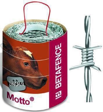 Filo Spinato Betafence Cod.0158010 - Betafance