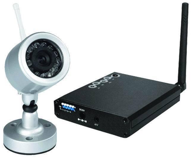 Videosorveglianza Kit Cod.2616008 - Vuemme