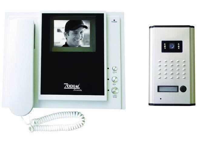 Videocitofoni Kit Vd-200 Cod.2616920 - Vuemme