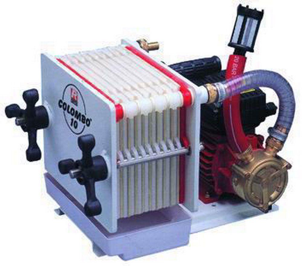 Gruppo Filtrante perLiquidi Cod.7568510 - Rover
