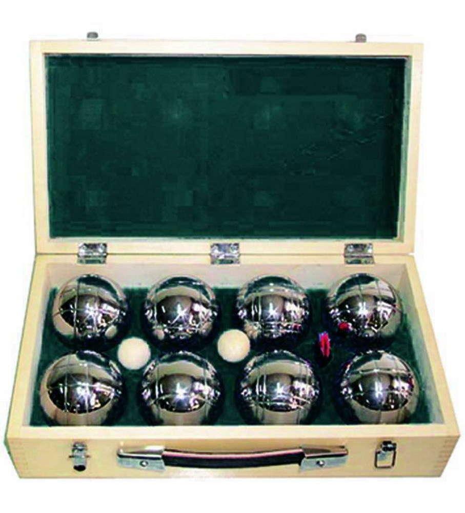 Bocce Petanca  Set-2X4 Cod.9960010 - Blinky