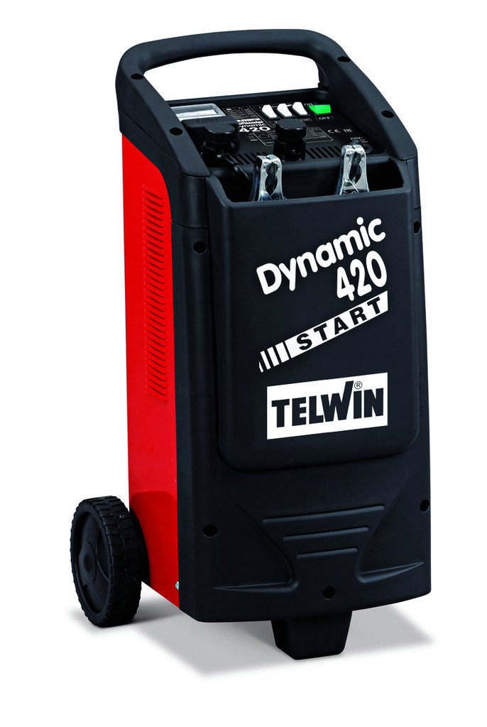 Caricabatterie Avviatore Dynamic 420_Cod. 829382_Telwin