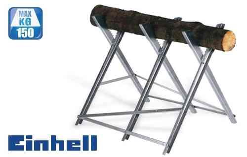 Cavalletto Per Tronchi Cod.4500067 - Einhell