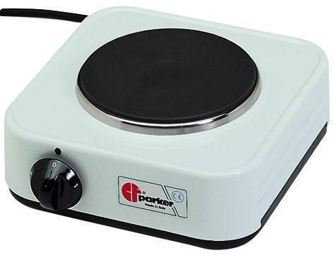 Fornello Elettrico 1000  Watt Mod. 5318P Cod.9800411 - Parker