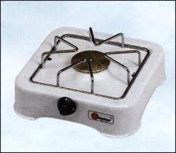 Fornello Gas Gpl - Acciaio Porcellanato Mod. 5318 Cod.9800010 - Parker
