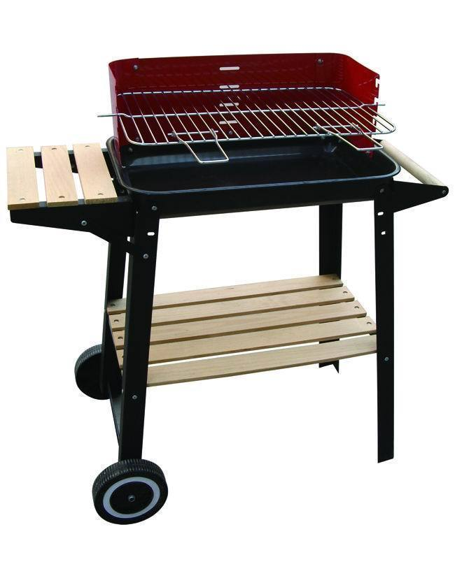 Barbecues Woody 48 C-Ruote Cod.7879040 - Blinky