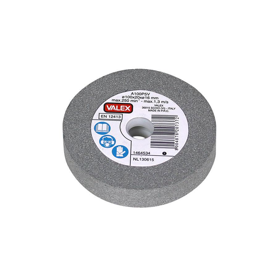 Mola Abrasiva  D. 150 X 20 X 12 Gr. 60_Cod. 1464545_Valex