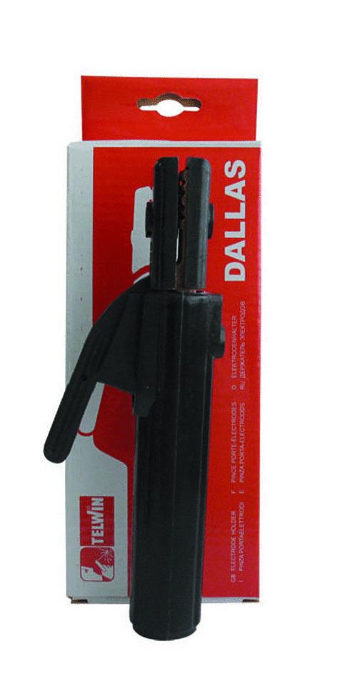 Pinza Porta Elettrodi Dallas 600  - 600A   _Cod. 802785_Telwin