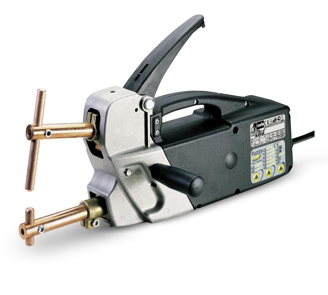 Puntatrice Portatile Digital Modular 400  400V                Cod.823017 - Telwin