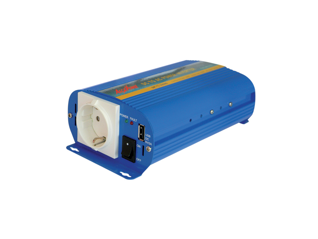 Inverter Sinusoidale Pura 400W Input 10-15Vcc Output 220Vac Ap12-400Ns_Cod. 912310_AlcaPower